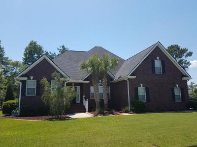 Goose Creek Single Family Home For Sale: 112 Amanda Circle