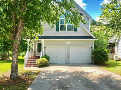 Single Family Home For Sale: 406 Stefan Drive