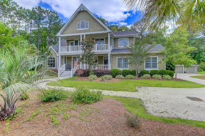Johns Island Single Family Home Contingent: 3333 Westphal Drive