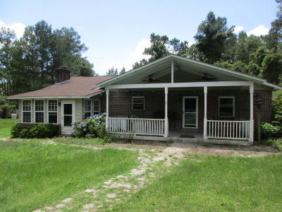 Single Family Home For Sale: 1357 Alligator Road