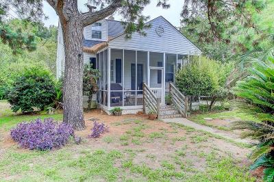 Isle Of Palms Single Family Home Contingent: 2205 Cameron Boulevard