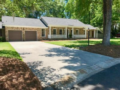 Hanahan Single Family Home For Sale: 11 Monte Sano Court