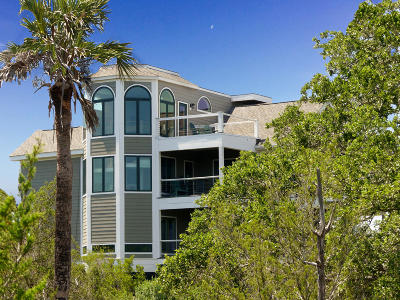 Edisto Island Single Family Home For Sale: 18 Planters Retreat