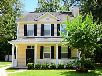 Mount Pleasant Single Family Home For Sale: 1268 Fallen Oak Drive