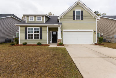 Goose Creek Single Family Home Contingent: 115 Marinella Drive