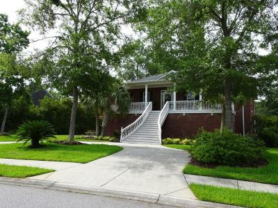 North Charleston Single Family Home For Sale: 8923 E Fairway Woods Circle