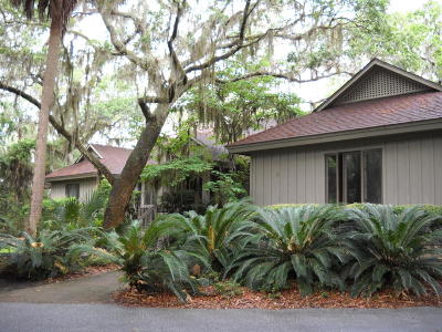 Seabrook Island Single Family Home Contingent: 3159 Blue Heron Drive