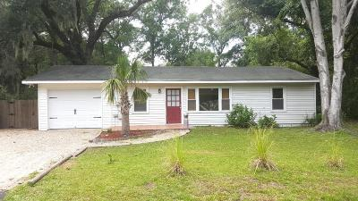 Johns Island SC Single Family Home Contingent: $189,000