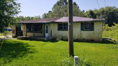Charleston SC Single Family Home For Sale: $103,500