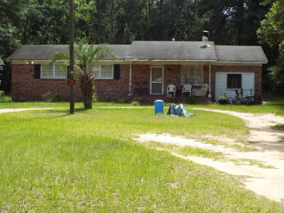 Edisto Island Single Family Home For Sale: 8269 Red House