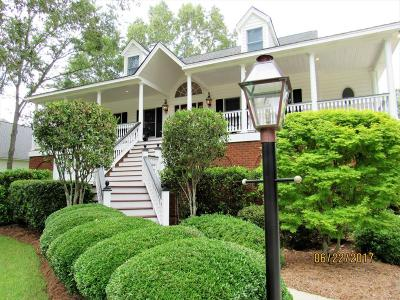 Goose Creek Single Family Home Contingent: 103 Eston Drive