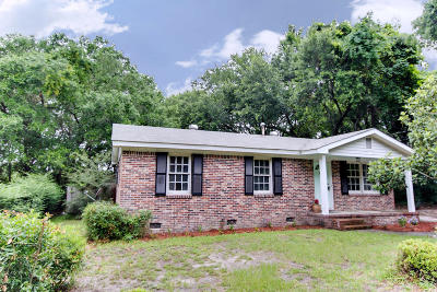 Single Family Home Contingent: 1447 Secessionville Road