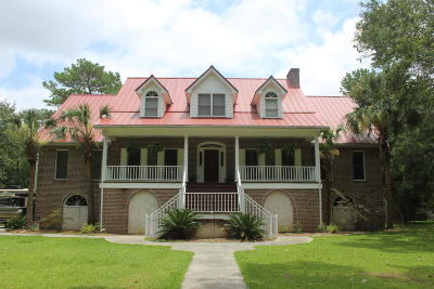 Ravenel Single Family Home Contingent: 6050 Postell Drive