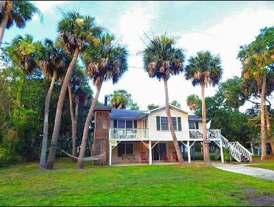 Edisto Island Single Family Home For Sale: 607 Portia Street