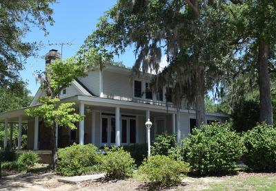 Single Family Home Contingent: 4639 Shark Hole Road