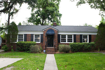 Charleston Single Family Home For Sale: 1324 Linden Circle