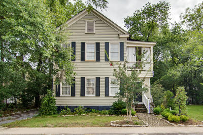Summerville Single Family Home For Sale: 125 E Richardson Avenue