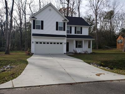 Summerville Single Family Home For Sale: 120 Swan Drive