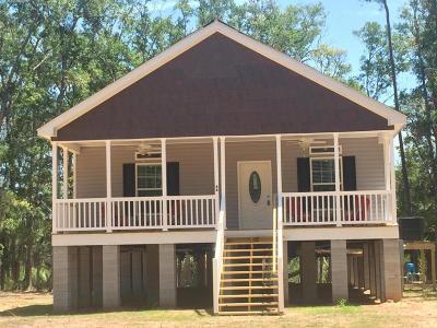 Edisto Island Single Family Home For Sale: 44 Palmetto Pointe Lane