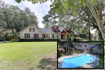 Summerville Single Family Home Contingent: 103 Tyvola Drive