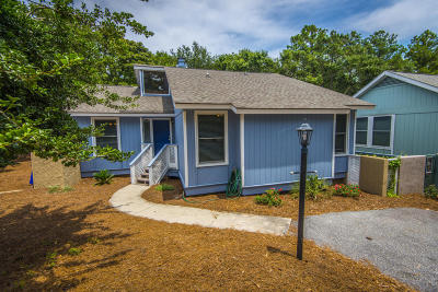 Isle Of Palms Single Family Home For Sale: 5 Lake Village Lane