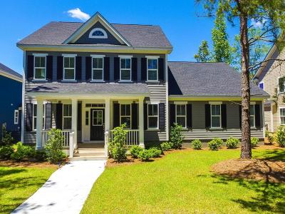 Goose Creek Single Family Home Contingent: 422 Hamlet Circle