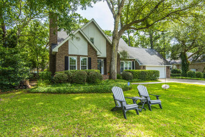 Mount Pleasant Single Family Home Contingent: 1389 Hidden Lakes Drive