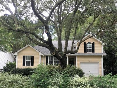 Whitehouse Plantation Single Family Home For Sale: 1211 Valley Forge Drive
