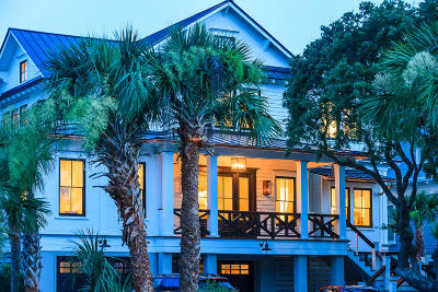 Isle Of Palms Single Family Home For Sale: 2402 Palm Boulevard