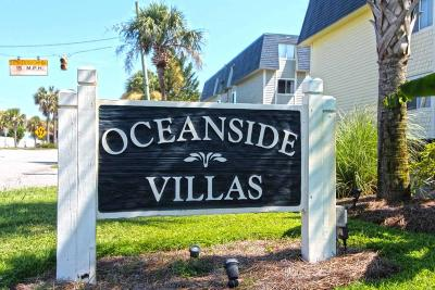 Isle Of Palms Attached Contingent: 1400 Ocean Boulevard #103-A