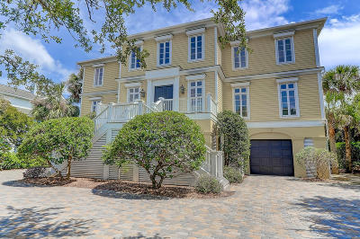 Isle Of Palms SC Single Family Home For Sale: $3,997,500