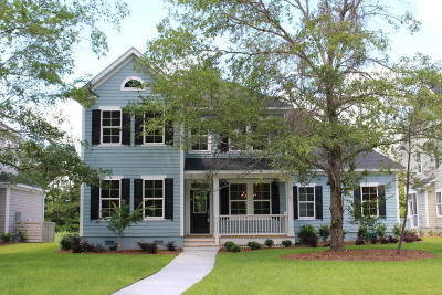 Goose Creek Single Family Home Contingent: 414 Hamlet Circle