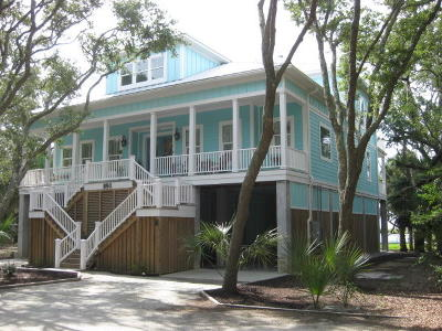Edisto Island Single Family Home For Sale: 890 Hammocks Way