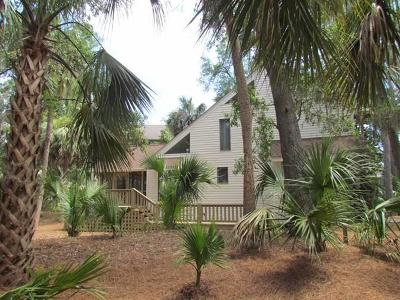 Edisto Beach SC Single Family Home For Sale: $249,500