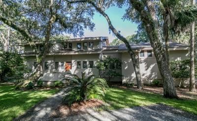 Seabrook Island Single Family Home For Sale: 2540 The Bent Twig