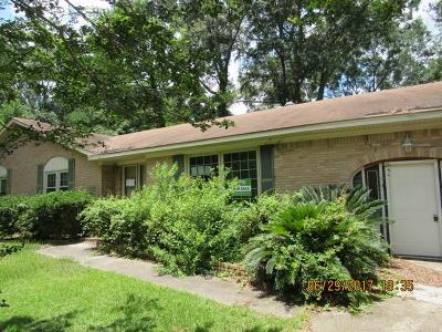 North Charleston Single Family Home Contingent: 2827 Haverhill Circle
