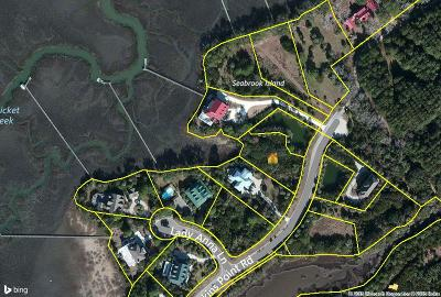Seabrook Island Residential Lots & Land For Sale: 2715 Jenkins Point Road