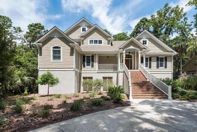 Johns Island Single Family Home Contingent: 2929 Baywood Drive