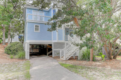 Isle Of Palms Single Family Home For Sale: 61 Fairway Dunes Lane