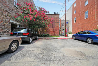 Downtown Single Family Home For Sale: 348 King #Parking