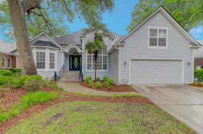 Mount Pleasant SC Single Family Home For Sale: $698,000