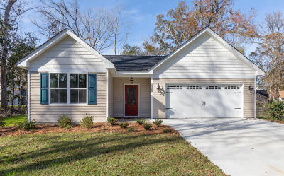 Charleston County Single Family Home Contingent: 3380 Walter Drive