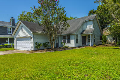 Charleston Single Family Home Contingent: 2 Solomon Court
