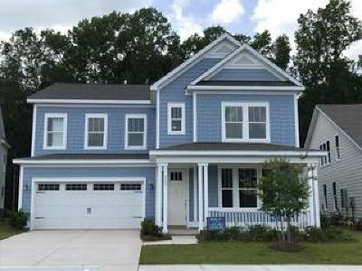 Summerville Single Family Home Contingent: 313 Weston Hall Drive