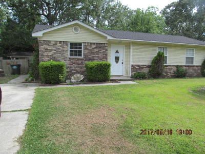 Summerville Single Family Home Contingent: 220 Braly Drive