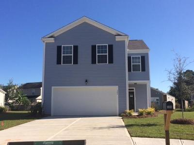 Moncks Corner Single Family Home For Sale: 306 Boulder Lane