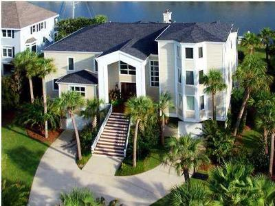 Isle Of Palms Single Family Home For Sale: 50 Waterway Island Drive