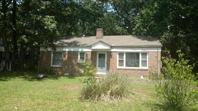 North Charleston Single Family Home Contingent: 5454 Torgerson Avenue