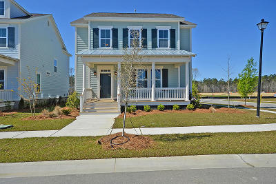 Single Family Home For Sale: 1469 Bourne Crossing