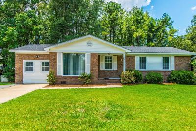 Ladson Single Family Home Contingent: 206 Limehouse Drive